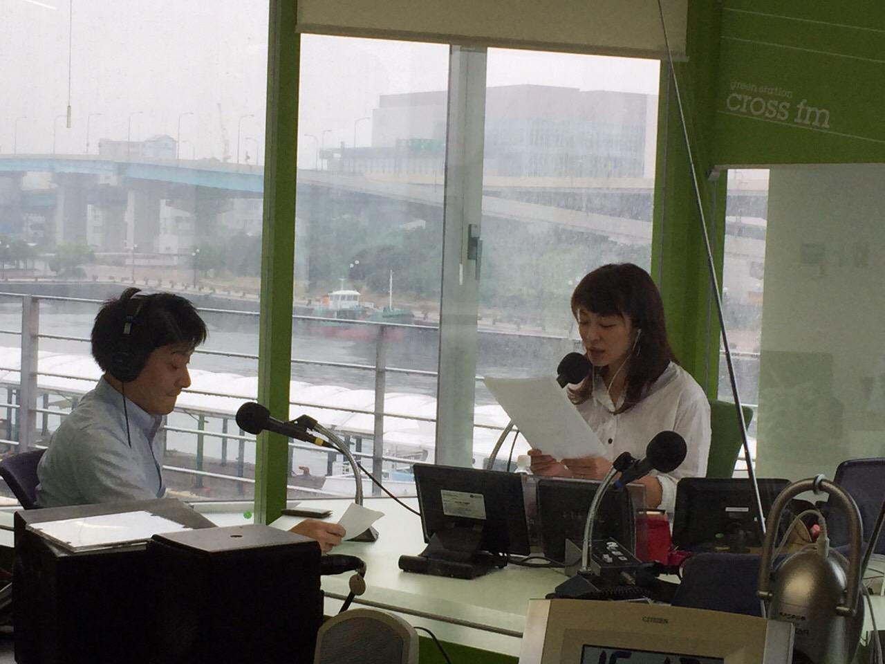 ラジオ出演を果たしました(^u^)☆★いぇいの画像